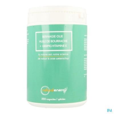 BERNAGIE OLIE NATURAL ENERGY CAPS 250