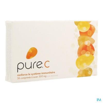 Pure C Zuigtabletten 36