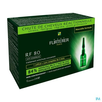 Furterer Triphasic Reactionnel Kuur 3m Amp 12x5ml