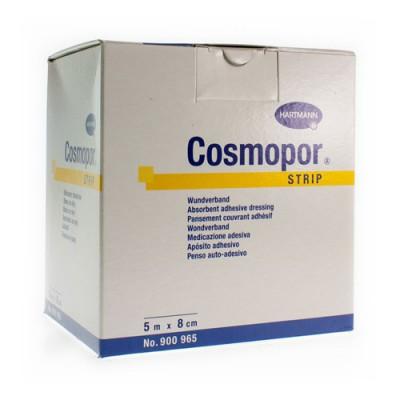 COSMOPOR STRIP PFLASTER 8CMX5M 1 9009652