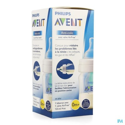Philips Avent A/colic Zuigfles 125ml SCF810/14