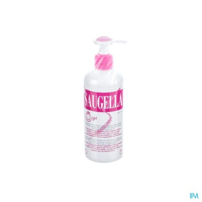 Saugella Girl Emuls 200ml