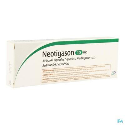 Neotigason Caps 30x10mg