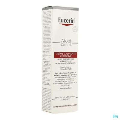 Eucerin Atopicontrol Cr Intensief Kalmerend 40ml