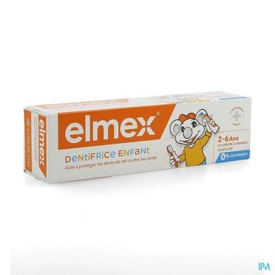 Elmex Tandpasta Kind 2-6 Jaar 50ml