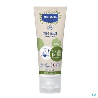 Mustela Bio Creme Luierwissel 75ml
