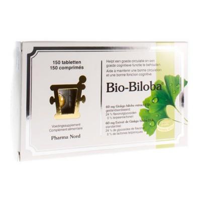 BIO-BILOBA COMP 150X60MG