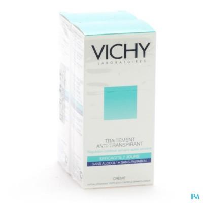 Vichy Deo Transp. Intense Creme 7d Duo 2x30ml
