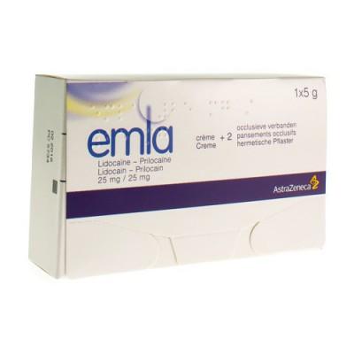 EMLA 5 % TUBE 1 X 5 GR