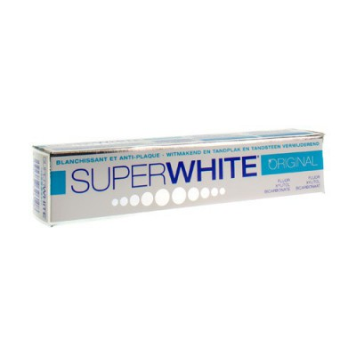 SUPERWHITE CLASSIC TANDPASTA 50ML CFR 3377553