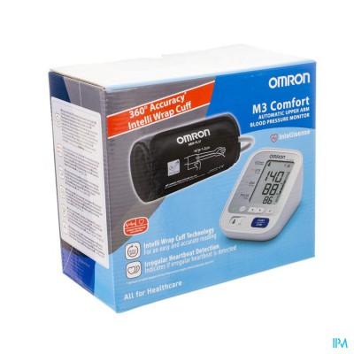 Omron M3 Comfort Bloeddrukmeter Hem7134e