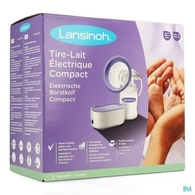 Lansinoh Compact Enkele Elektrische Borstkolf