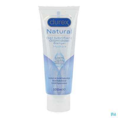 Durex Naturel Extra Hydra Glijmiddel Gel 100ml