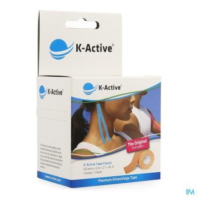 K-Active Tape Neutral 5,0cm x 5m