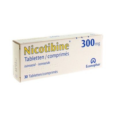NICOTIBINE COMP 30 X 300 MG