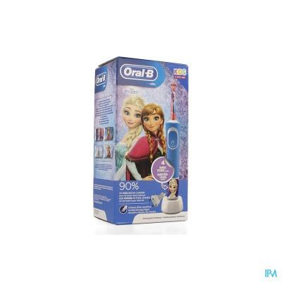 Oral-b D100 Kids Frozen + Eb10