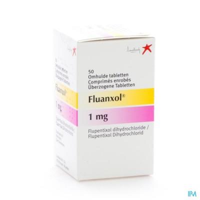 Fluanxol Drag 50x1mg