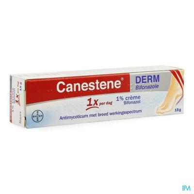 Canestene Derm Bifonazole 1 % Creme 15g