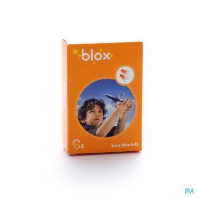 BLOX VLIEGTUIG KIND 1 PAAR A/DRUK OORDOPJES