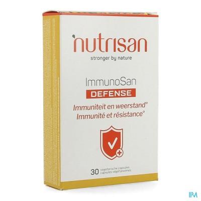 IMMUNOSAN DEFENSE CAPS 30 NUTRISAN