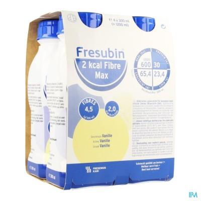 Fresubin 2 Kcal Fibre Max 300ml Vanille
