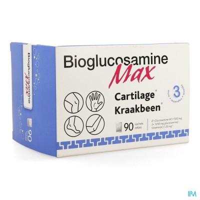 Bioglucosamine Max Nf Zakje 90