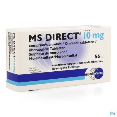 Ms Direct 10mg Comp 56 X 10mg