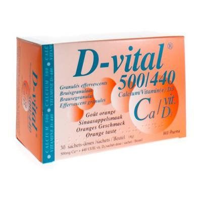 D VITAL 500/440 SACH 30