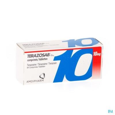 Terazosab Comp 84 X 10mg
