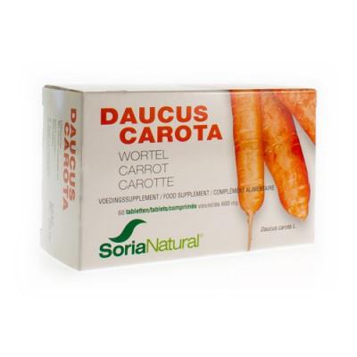 SORIA DAUCUS CAROTA BLISTER TABL 60X600MG