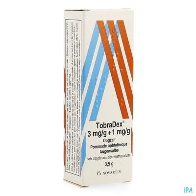 TOBRADEX UNG OPHT 3,5G