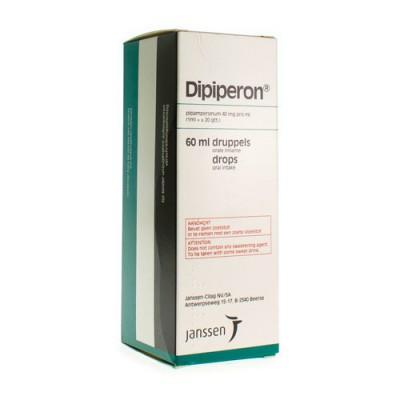 DIPIPERON GUTT BUV 60ML 40MG/1ML