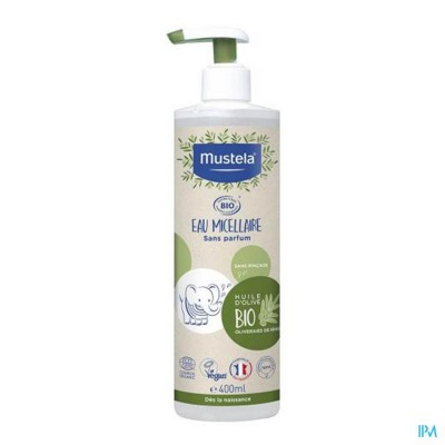 Mustela Bio Micellair Water 400ml