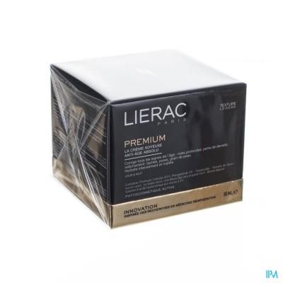 Lierac Premium Creme Soyeuse Pot 50ml