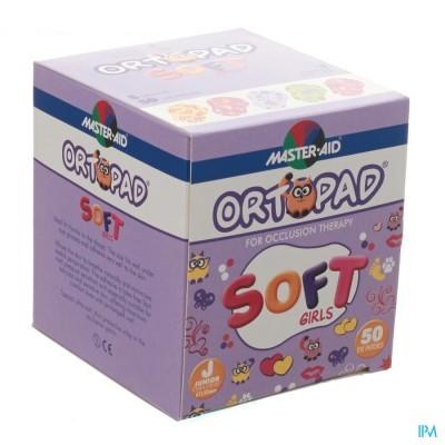 ORTOPAD SOFT GIRLS JUNIOR 67X50MM 50 72231