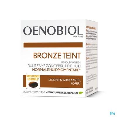 Oenobiol Bronze Teint Caps 30