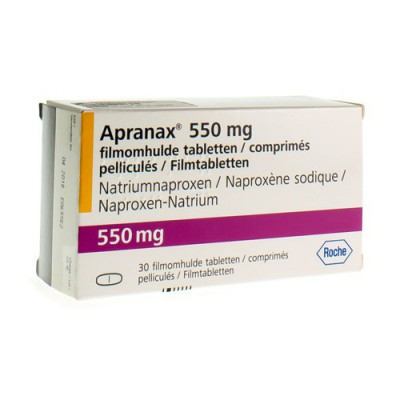 Naproxen 550 Mg For Toothache