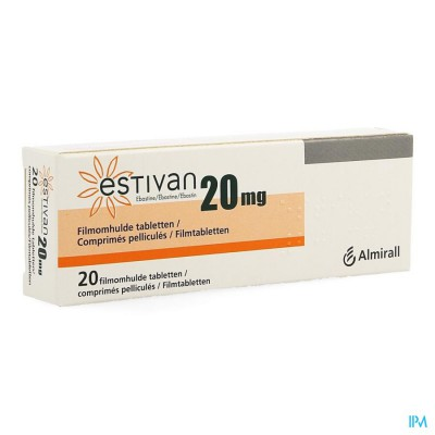 Estivan Comp 20 X 20mg