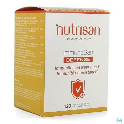 Immunosan Defense Caps 120 Nutrisan