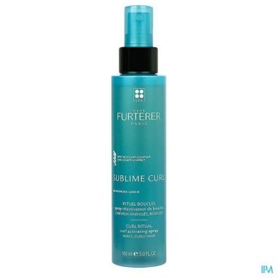 Furterer Sublime Curl Spray Krullen Heractiv.150ml