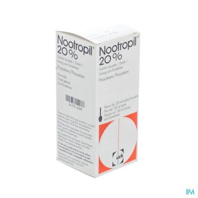 Nootropil Sol 150ml 20%