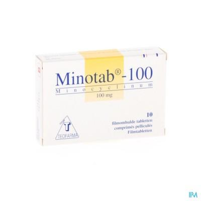 Minotab 100 Comp 10 X 100mg