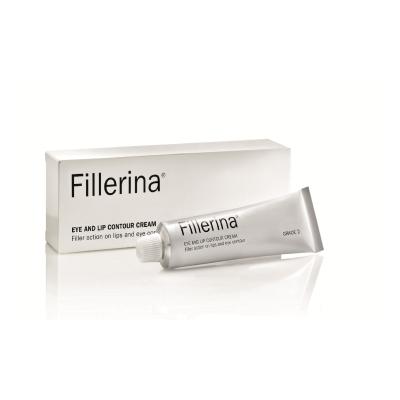 Fillerina Cr Contour Oog Lip Graad 2 Tube 15ml