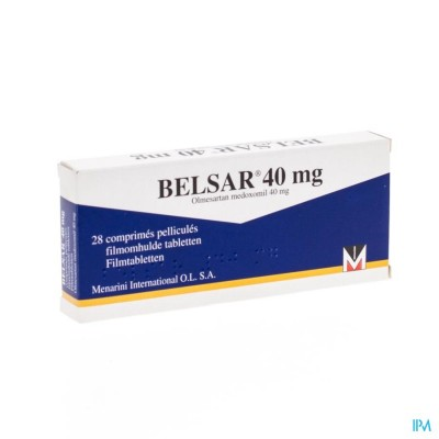 Belsar Comp 28x40mg