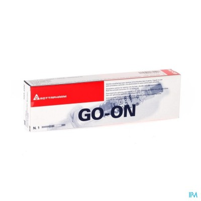 Go-on Sol Inj Intra-articul. Voorgev.spuit 2,5ml