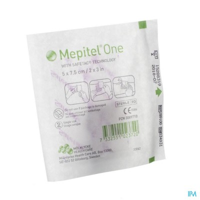 Mepitel One Ster 5,0cmx 7,5cm 1 289100