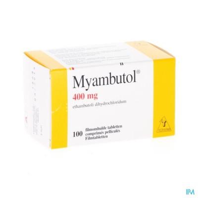 Myambutol Comp 100 X 400mg