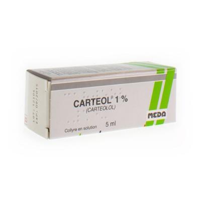 CARTEOL 1%