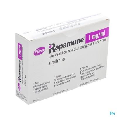 Rapamune 1mg/ml Sol Buv 60ml