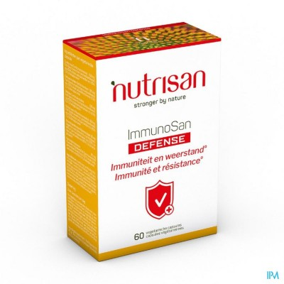 Immunosan Defense Caps 60 Nutrisan